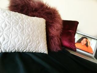 Matalan ~ 2 Small Cushions -£6